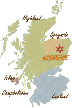 アードモア地図