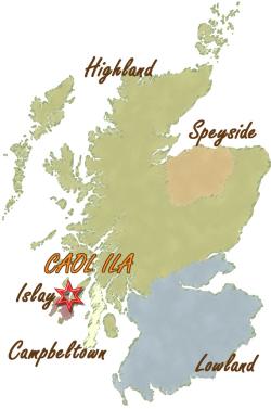 カリラ地図