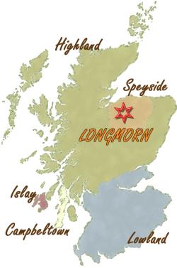 ロングモーン地図