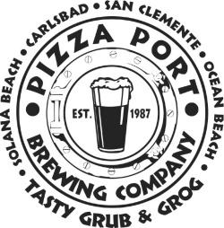 ピザポート ロゴ